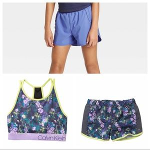 Workout clothes bundle